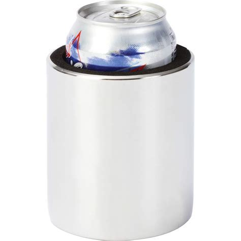 Diamond Plate Magnetic Stainless Steel Cup Holder and Foam