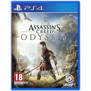 Assassin's Creed Odyssey PS4 pas cher | ChocoBonPlan.com