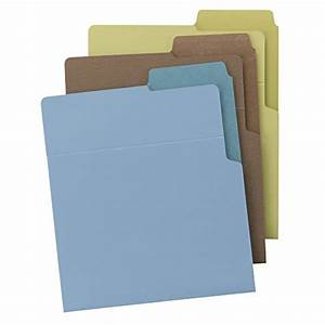 smead organized uptm heavyweight vertical file folders With letter labels for file folders