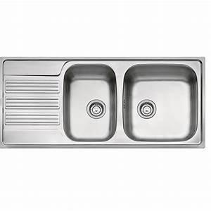 Evier Franke Fragranit : eviers double cuves franke 529223 achat vente ~ Melissatoandfro.com Idées de Décoration