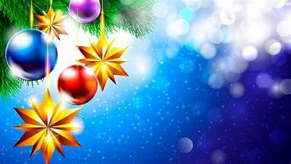 Christmas Celebration Balls Holiday Wallpapers Stars Decorative