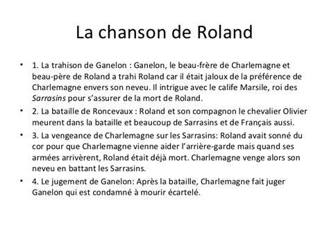 la chanson de roland texte francais moderne 28 images la chanson de roland en ancien fran