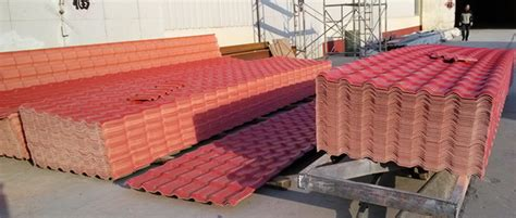 types of roof tiles roof tile synthetic resin