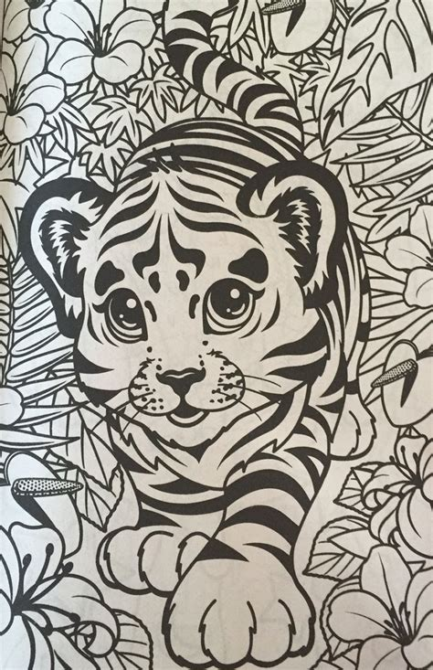 28 best lisa franks coloring pages