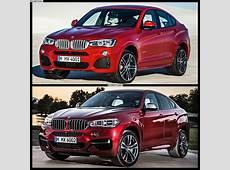2015 BMW X4 vs 2015 BMW X6 Which One To Buy?