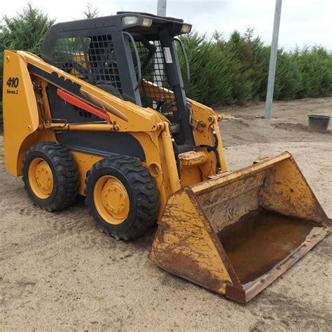 case skid steer  loader plant hire cls selfdrive