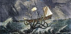 The Giant Squid: Dragon of the Deep | Science | Smithsonian