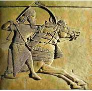 The key to Assyrian power  cruely  intimidation  and the weapons to      Neo Babylonian Art