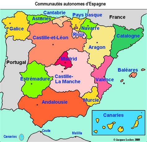 Comment On Dit Carte Du Monde En Espagnol by Lo 207 C Eoi Cartagena La G 201 Ographie Espagnole En Fran 199 Ais