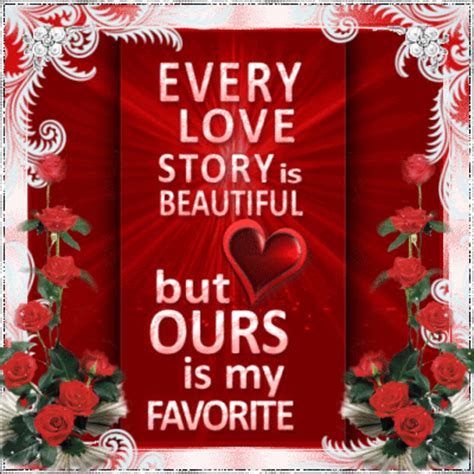 favorite love story    special ecards