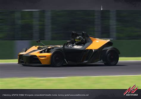 assetto corsa ktm  bow  team vvv