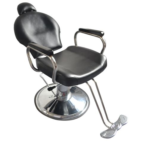 reclining hydraulic barber chair salon styling spa