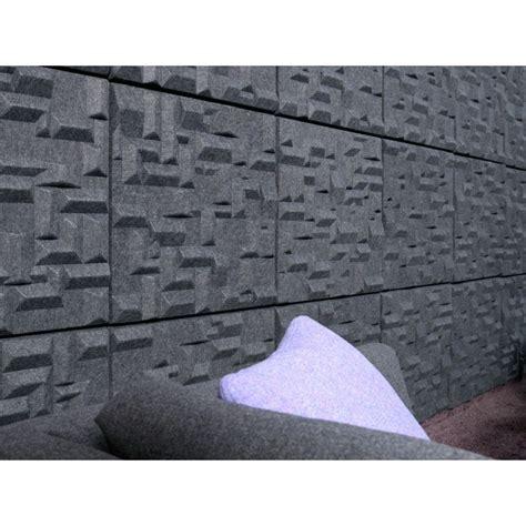 panneau acoustique d isolation phonique des murs et