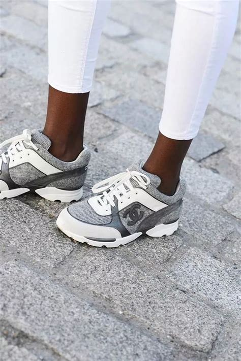 chanel sneakers  stylish directive
