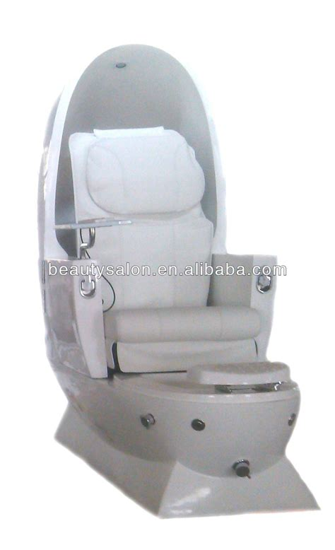 egg shape cheap foot spa pedicure chair with auto