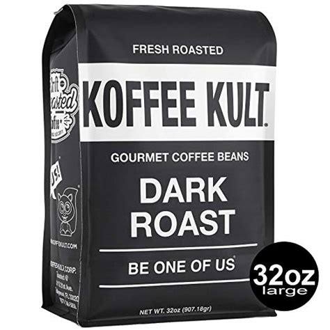 Great savings & free delivery / collection on many items. Koffee Kult Dark Roast Coffee Beans 32oz Sale $13.00 - BuyVia