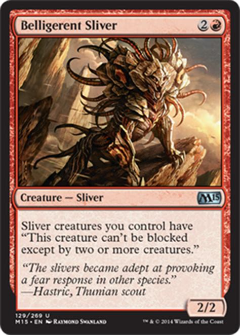 primer a guide to all things sliver overlord multiplayer commander decklists commander
