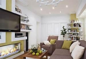 Sofas Für Kleine Wohnzimmer : kleines wohnzimmer einrichten bew ltigen sie diese herausforderung ~ Sanjose-hotels-ca.com Haus und Dekorationen