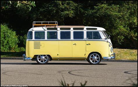 vw camper van expected  sell   figures  ca