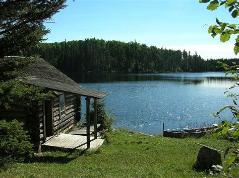lake cabin ajawaan lake