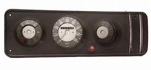 Gauge Cluster Speedometer 1972 Vw Bus Transporter Bay