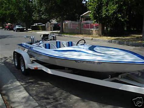 Bullet Ski Race Boats For Sale by Boat Shipping Services Hawaiian Boats