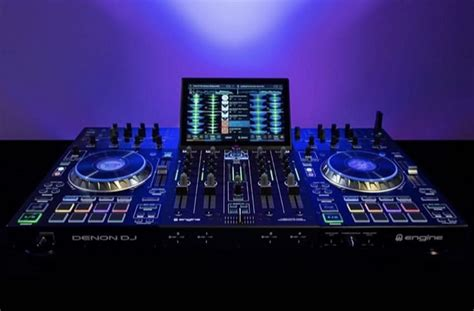New Denon DJ All-In-One Media Player Coming Soon?
