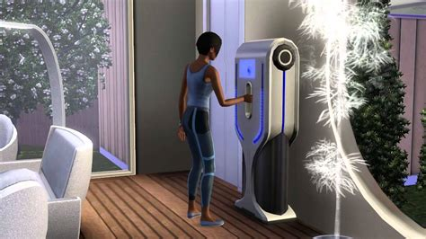 The Sims 3 Into The Future  Announce Trailer Youtube