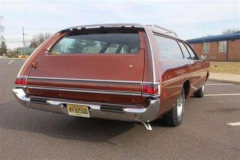 Hemmings Find The Day Plymouth Fury Suburb