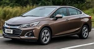 Ficha T U00e9cnica  Chevrolet Cruze Sed U00e1n  2020