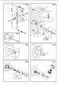 32 Pegasus Shower Valve Diagram