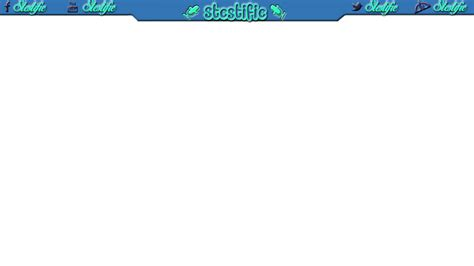 Free Twitch Layout *micgreenblue* By Stestifie On Deviantart