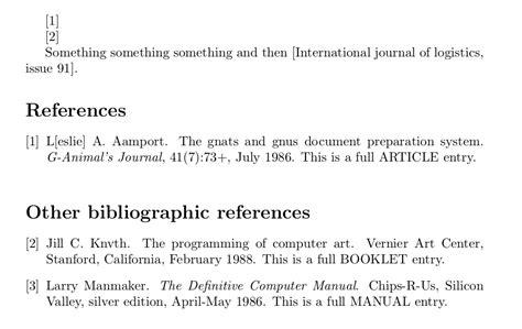 bibliography  citation  oscillation band