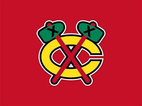 Chicago Blackhawks Background Blackhawks Logo Background 2018 Wallpapers Hd