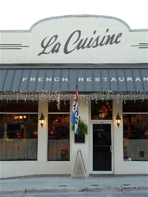Picture Of La Cuisine French