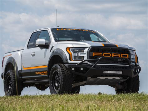 ford raptor hennessey performance