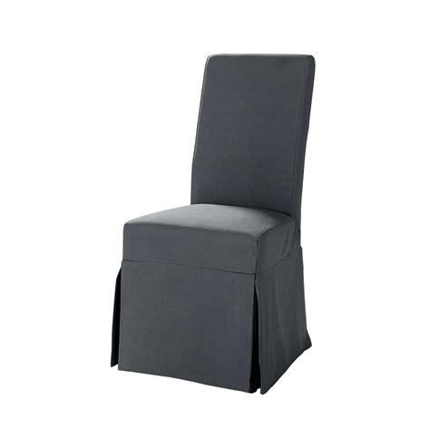 maison du monde housse de chaise housse de chaise maison du monde