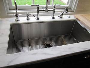 plumbing for the kitchen sink bee home plan home With big farm sink