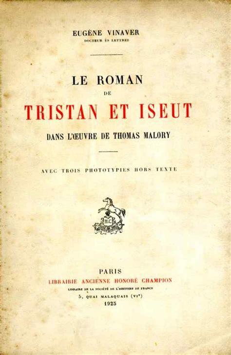 tristan et iseult resume par chapitre livre le de tristan et iseut dans l oeuvre de