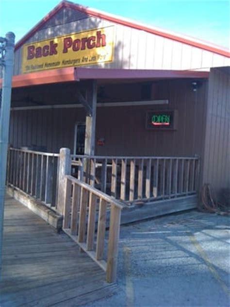 Back Porch Kilgore by The Back Porch Kilgore Tx Yelp
