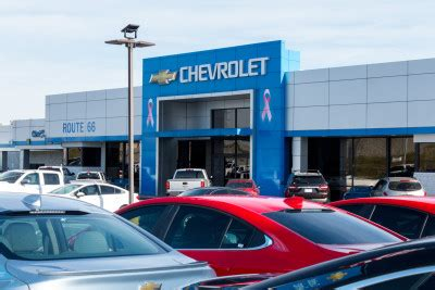 Route 66 Chevrolet In Tulsa Including Address, Phone