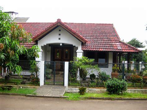 desain rumah asri  nyaman desain rumah