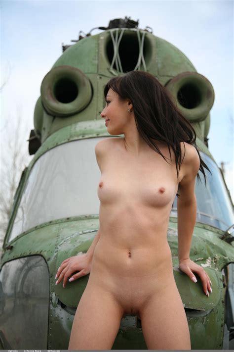 Katrine In Outdoor Nudes By Domai Erotic Beauties
