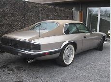 JAGUAR XJS 40 Limited Edition damaged cars CLASSIC CARS