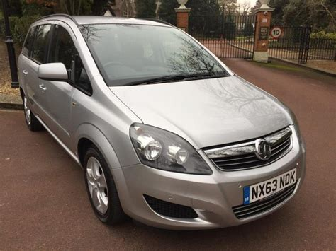 Vauxhall Zafira 2013 In Purley Expired Friday Ad