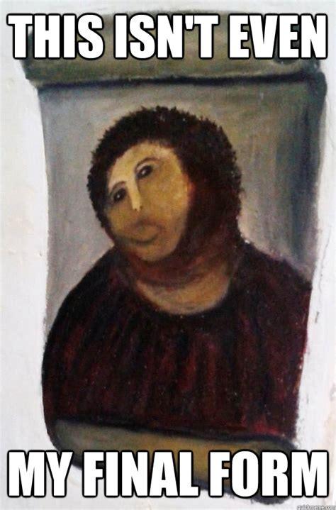 Potato Jesus Meme - this isn t even my final form potato jesus quickmeme