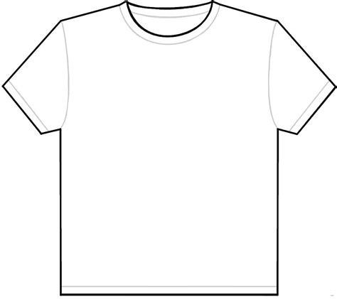 Tshirt Template T Shirt Shape Template Beautiful Template Design Ideas