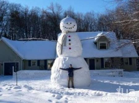funny snow creatures picturescraftscom