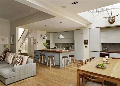 27+ Wondrous Kitchen Extension Ideas Open Plan