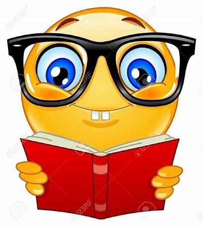 Funny Reading Clip Clipart Emoticon Smiley Read